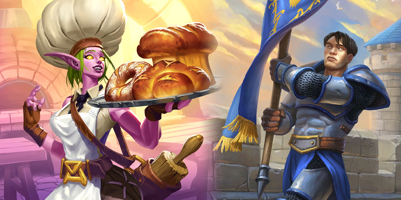 11 Early Standout Standard Legend Decks for Hearthstone's United in Stormwind Expansion
