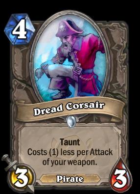 Dread Corsair Card Image