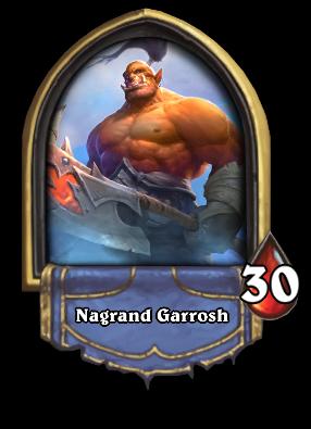 Nagrand Garrosh Card Image