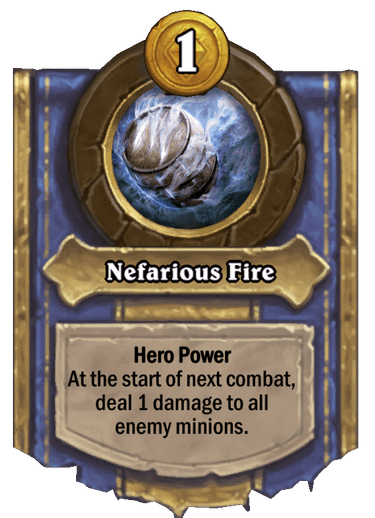 Nefarious Fire Card Image