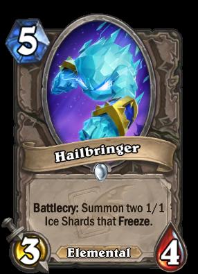 Hailbringer Card Image