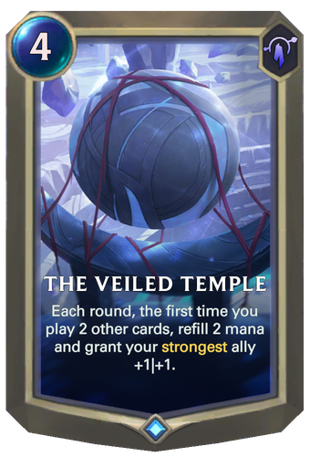 The Veiled Temple Card Image