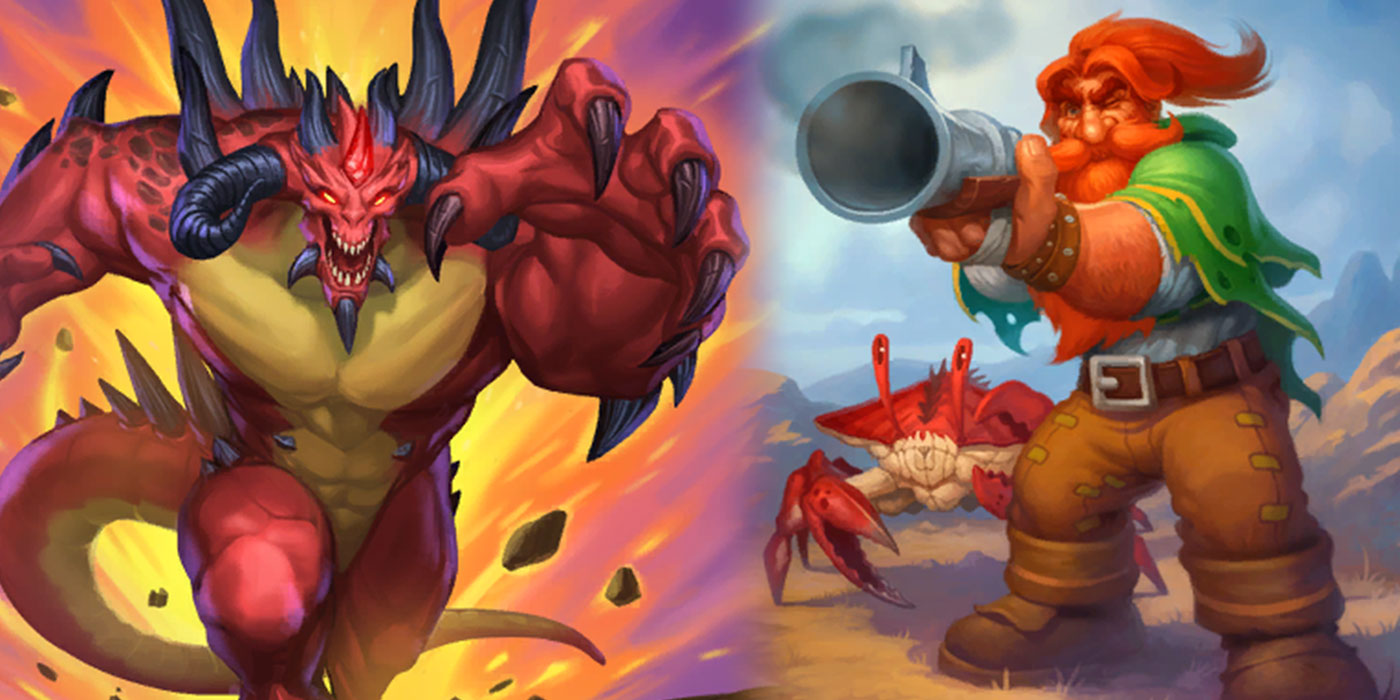 Who Are the Fighter Hearthstone Mercenaries? All 18 Collectible Mercenaries