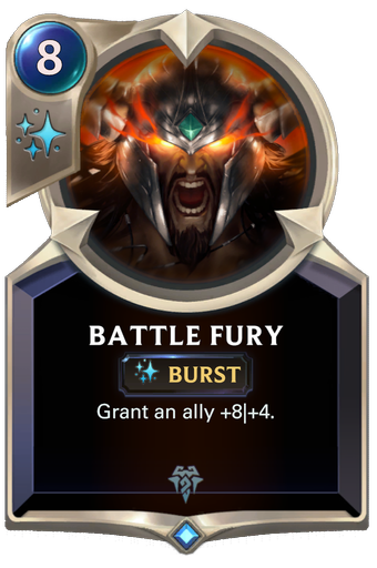 Battle Fury Card Image