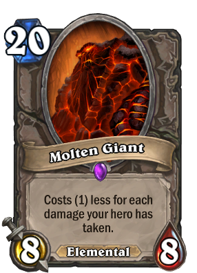 Molten Giant Card Image