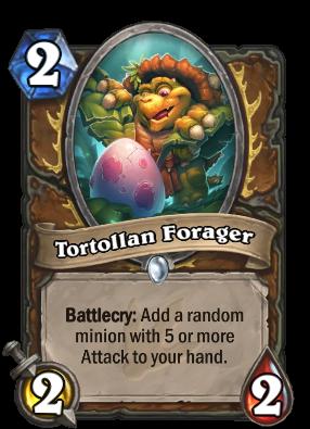 Tortollan Forager Card Image