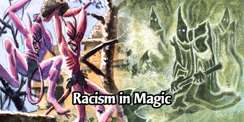 7 Magic the Gathering Cards Banned From Play Due to Racial Depictions