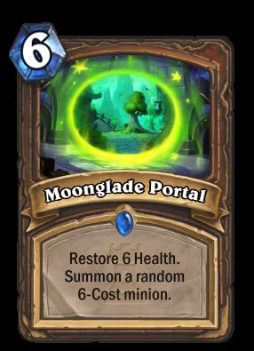 Moonglade Portal Card Image