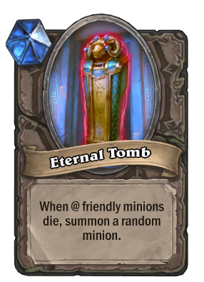 Eternal Tomb Card Image