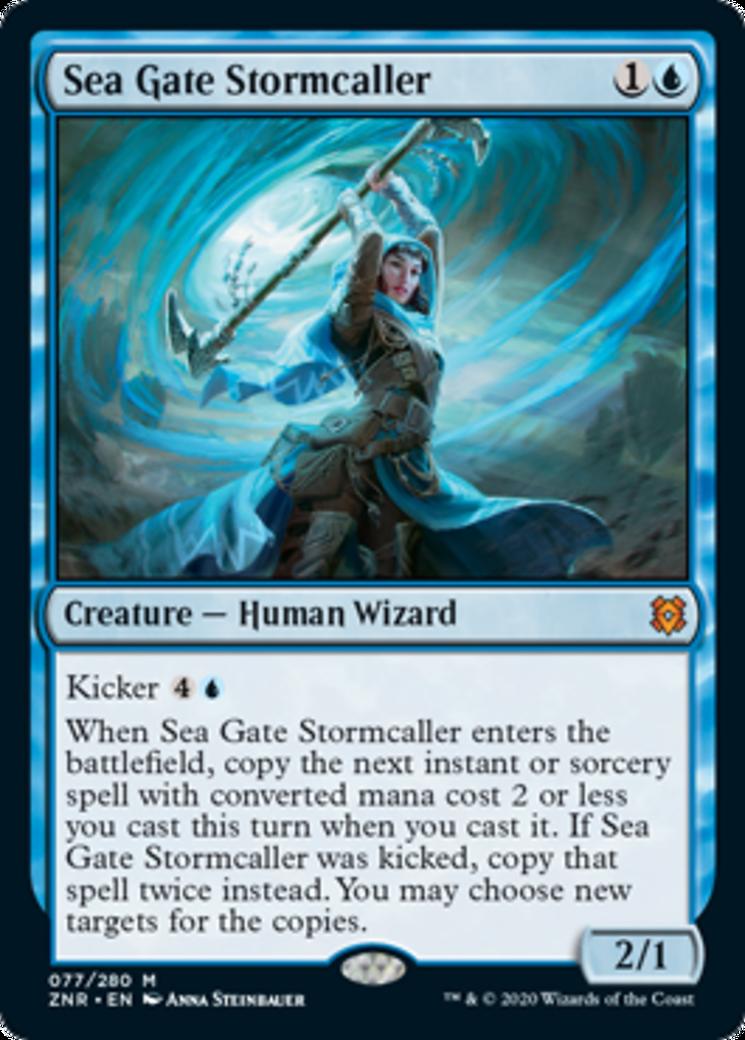 Sea Gate Stormcaller Card Image