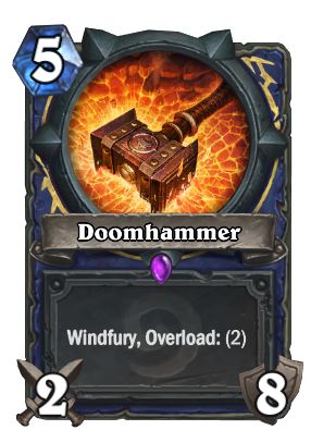 Doomhammer Card Image