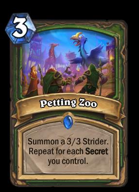 Petting Zoo Card Image