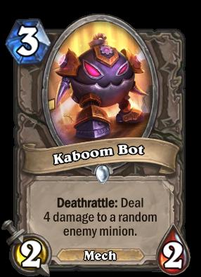 Kaboom Bot Card Image