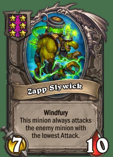 Zapp Slywick Card Image