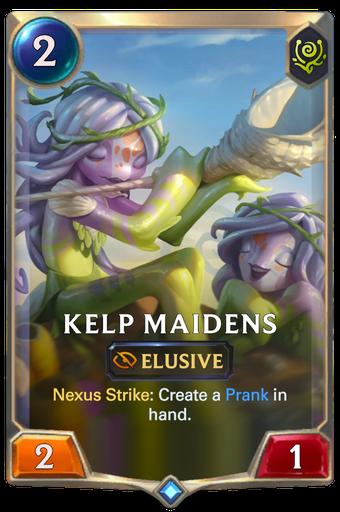 Kelp Maidens Card Image