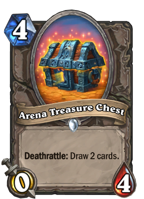Arena Treasure Chest Card Image