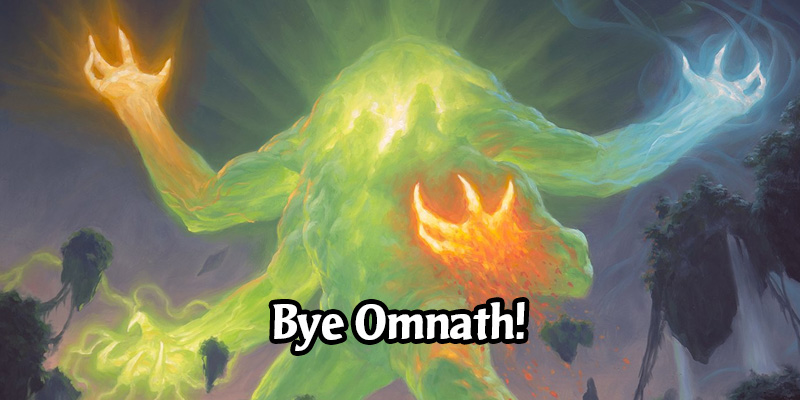 MTG Banned & Restricted Updates for October 2020 - Omnath, Lucky Clover, Escape to the Wilds Banned in Standard