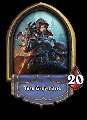 Tess Greymane Card Image
