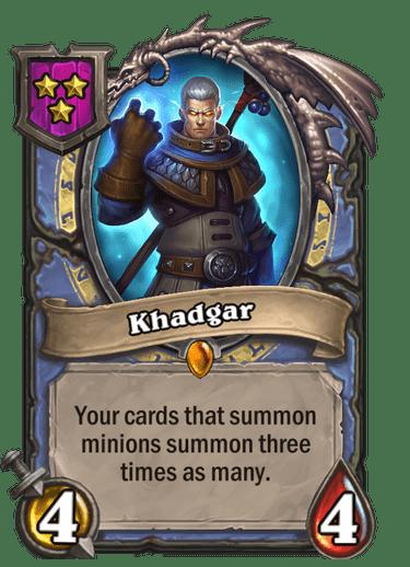 Khadgar Card Image