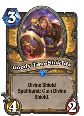 Goody Two-Shields Card Image