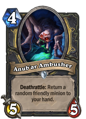 Anub'ar Ambusher Card Image