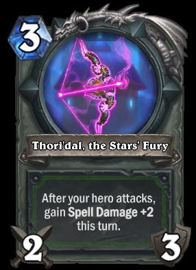 Thori'dal, the Stars' Fury Card Image
