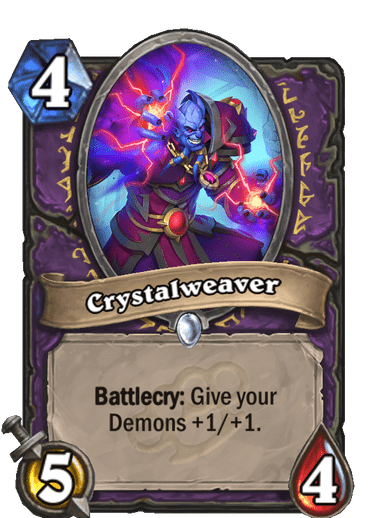 Crystalweaver Card Image