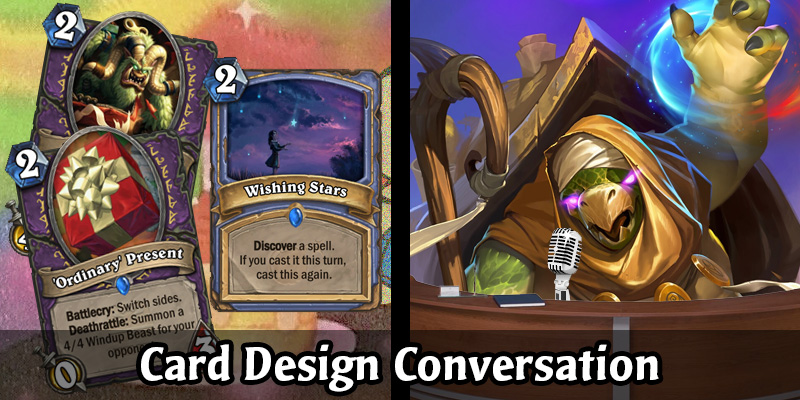 Card Design Conversation - After Party