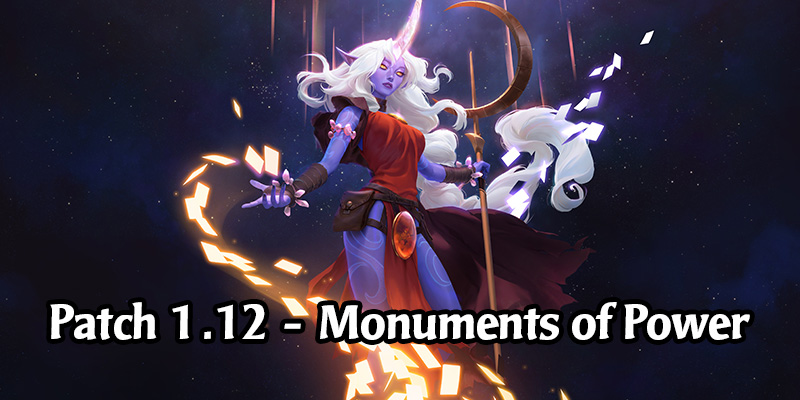 Runeterra Patch 1.12 - Monuments of Power! Card Balance, New Labs, Shyvana Bundle with Exclusive Emote, Poro Halloween Card Back