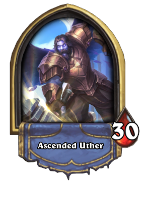 Ascended Uther Card Image