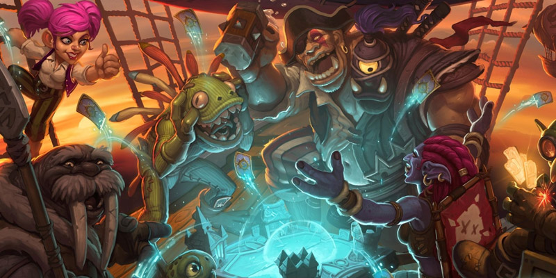Hearthstone's Broken Share a Deck Feature Should be Fixed This Week in Patch 20.4