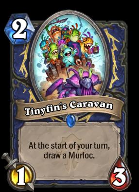 Tinyfin's Caravan Card Image