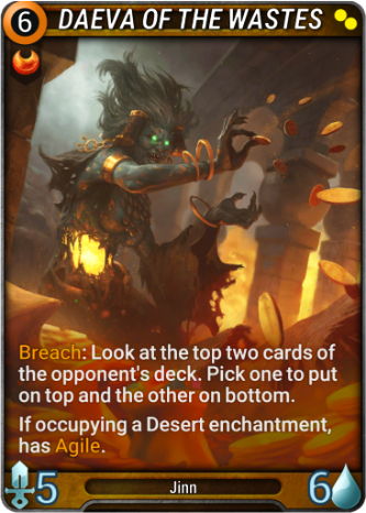 Daeva of the Wastes Card Image