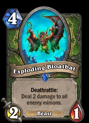 Exploding Bloatbat Card Image