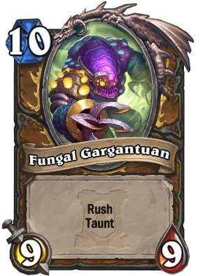 Fungal Gargantuan Card Image