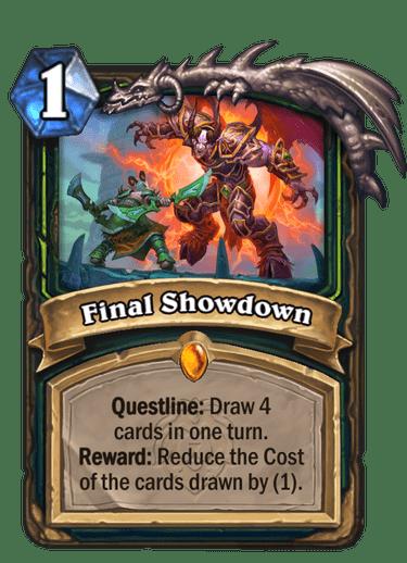 Final Showdown Card Image