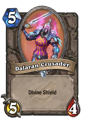 Dalaran Crusader Card Image