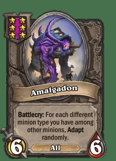 Amalgadon Card Image