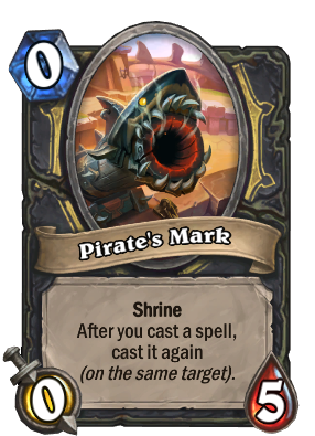 Pirate's Mark Card Image
