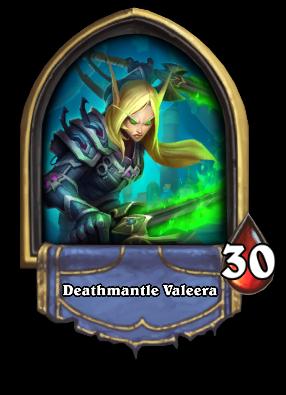 Deathmantle Valeera Card Image