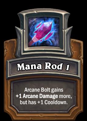 Mana Rod 1 Card Image
