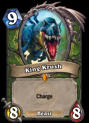 King Krush Card Image