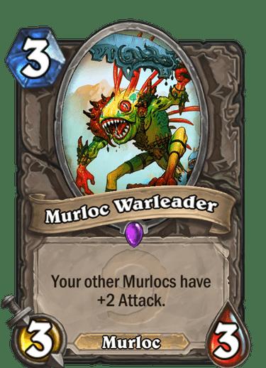 Murloc Warleader Card Image