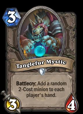 Tanglefur Mystic Card Image
