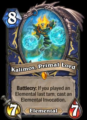 Kalimos, Primal Lord Card Image
