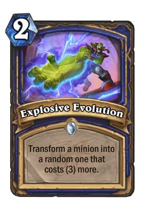 Explosive Evolution Card Image