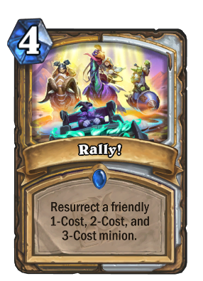 Rally! Card Image