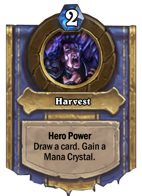 Harvest Card Image