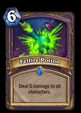Felfire Potion Card Image