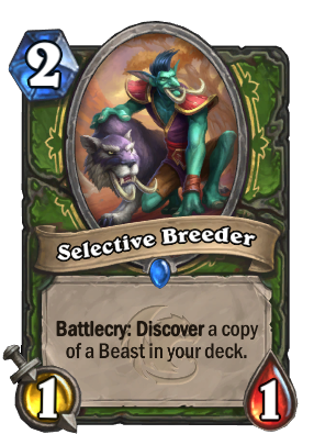 Selective Breeder Card Image